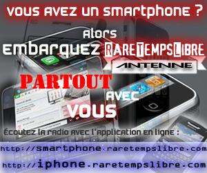 RTL sur vos smartphones